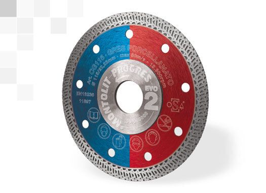 cutting disc for tiles