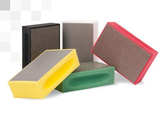 diamond pads with different granes