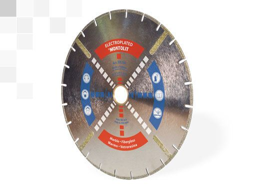 electroplated diamond blade made to cut marble