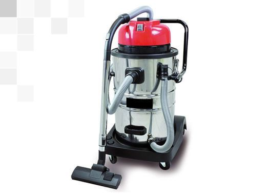 hoover for dust reduction