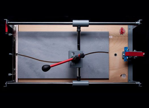 Manual Tile Cutter For Curved Cuts Combi Slalom Montolit