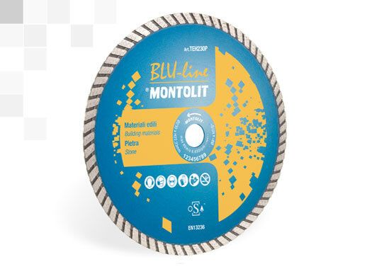 cutting disc for masonry materials