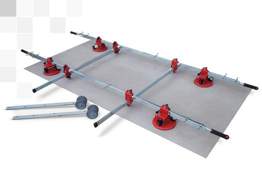 MOVIMENTAZIONE GRANDI FORMATI KIT COMPLETO - SUPERLIFT