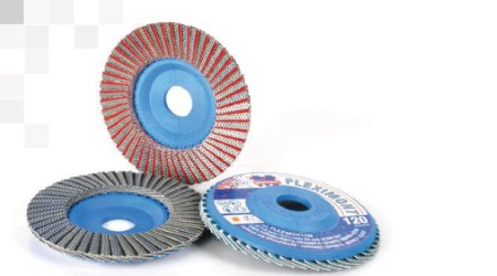 lamellar diamond and abrasive grinding blade for porcelain